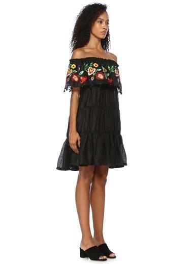 Sleeping Gypsy Elbise Siyah